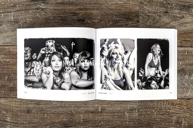 Son Of Casim, projet de livre sur les fans de musique par François Ollivier