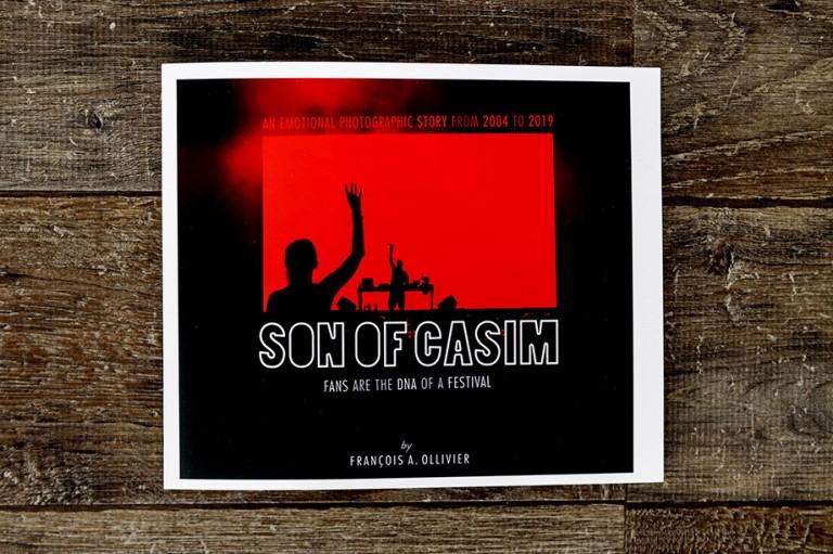 Son Of Casim, projet de livre sur les fans !!! François Ollivier